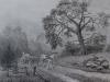 ПЕСТРИКОВ ДМИТРИЙ, 16 лет «Туман на горе Бессоновой» Преподаватель Белоносов Александр Сергеевич