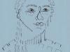 Ерошина Анна, портрет, преп. Первухина Л.Д.