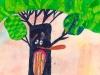 """Бородулина Анна \""""Чудо-дерево\"""", преп. Первухина Л.Д."""