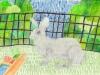 """Ивлева Анна \""""Кролик\"""", преп. Первухина Л.Д."""